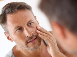 facial treatments fillers laser resurfacing for men